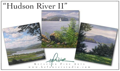 Hudson River Notecard Group