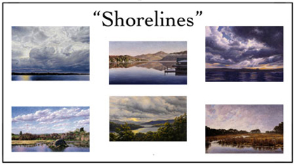 Shorelines Notecard Set, Will Kefauver