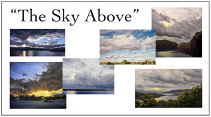 Sky Scenes Notecard Set, Will Kefauver