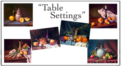 TableSettings Notecards, Will Kefauver