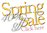 Kefauver Studio & Gallery Spring Sale blurb
